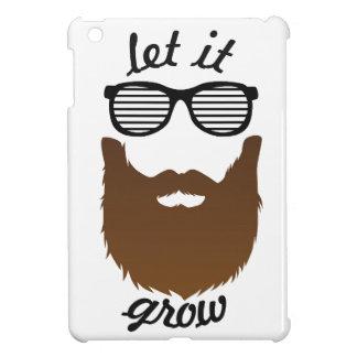 Let it grow iPad mini cover