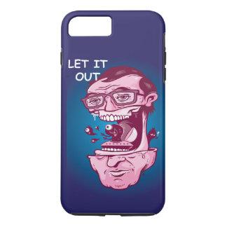 Let it Out iPhone 8/7 Plus case