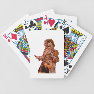 LET IT PLAY BICYCLE PLAYING CARDS