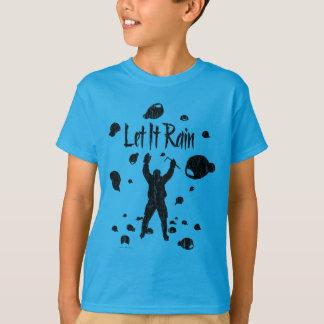 Let It Rain (Hockey) T-Shirt