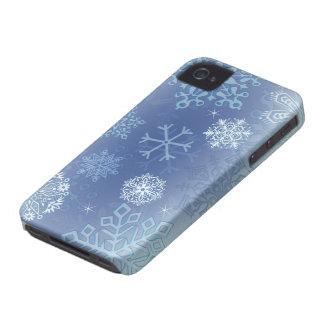 let it snow Case-Mate iPhone 4 case