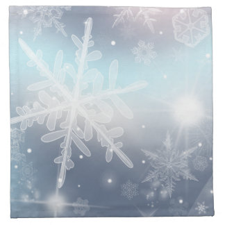 Let It Snow! Cloth Napkins