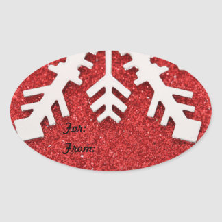 Let it Snow Gift Tag