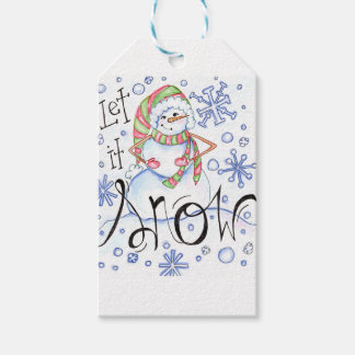 let-it-snow gift tags