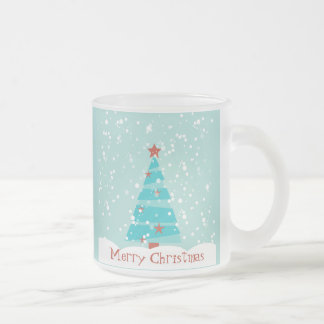 """Let it Snow"" Merry Christmas Coffee Mug"