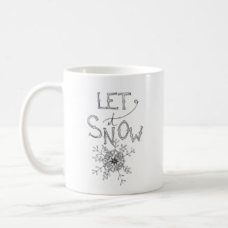 Let It Snow - Winter Christmas | Mug