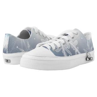 Let It Snow! Zipz Low Top Shoes