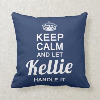 Let Kellie handle It! Cushion