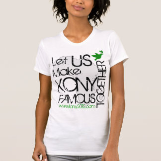 Let KONY be Famous Shirt