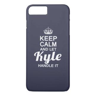 Let Kyle handle It! iPhone 8 Plus/7 Plus Case