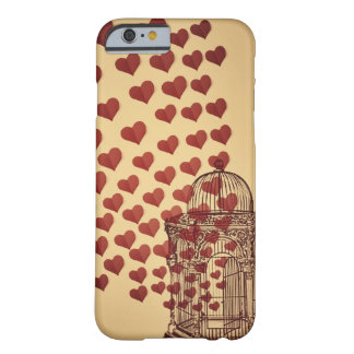 Let Love Free Barely There iPhone 6 Case