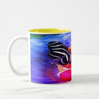 Let me citrus with you butterfly mug