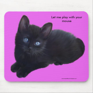 Let me play with your mouse, mouse pad