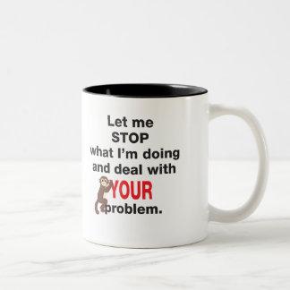 Let Me Stop Mug