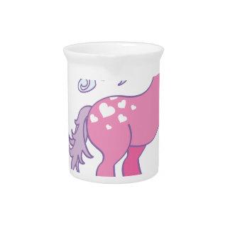 let me through i´m a unicorn pitcher