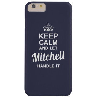 Let MITCHELL handle it! Barely There iPhone 6 Plus Case