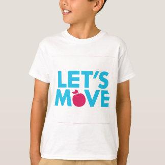 Let-Move-(White) T-Shirt