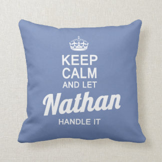 Let Nathan handle it! Cushion