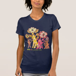 """Let Nature Sing and Dance"" T-Shirt"