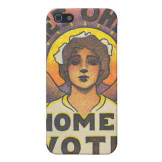 Let Ohio Women Vote iPhone Case iPhone 5/5S Cover