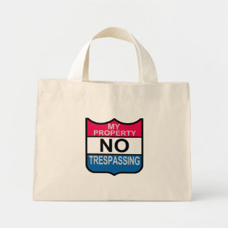 Let people know it s yours canvas bag