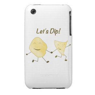 Let s Dip iPhone 3 Case-Mate Cases