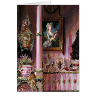 Let s Eat Cake Marie Antoinette 4 Card