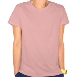 Let s Fly Angels Ladies Spaghetti Top Fitted T-shirts