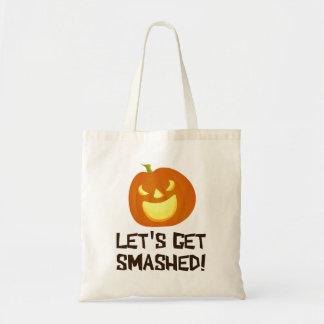 Let s Get Smashed Halloween Party Bag