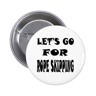 Let s Go For ROPE SKIPPING Button