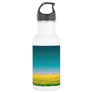 Let's go wait out in the fields 532 ml water bottle