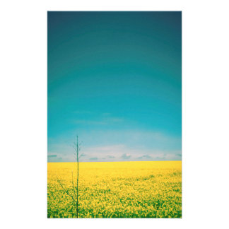 Let's go wait out in the fields stationery
