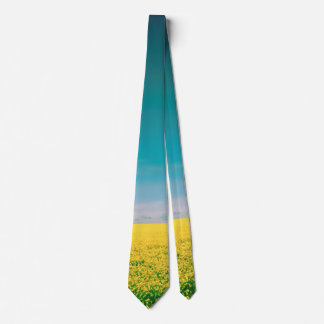 Let's go wait out in the fields tie