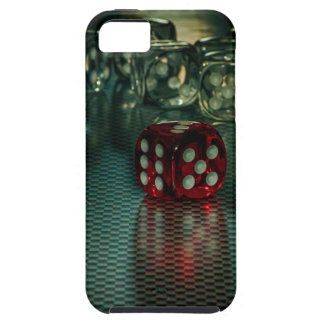 Let`s play (Dice) Tough iPhone 5 Case