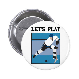 Let s Play Hockey Buttons