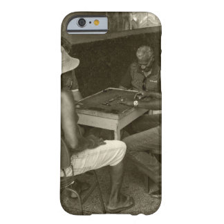 Let's play some domino barely there iPhone 6 case