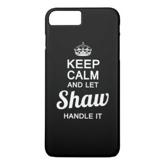 Let Shaw handle it iPhone 7 Plus Case