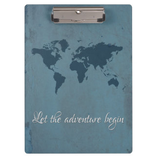 Let the adventure begin clipboard