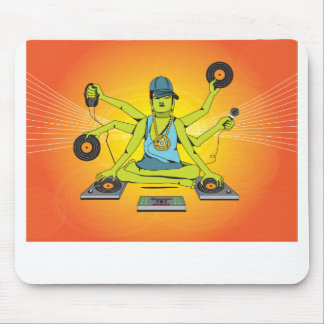 Let The Beat Drop Mouse Pad