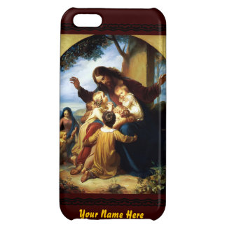 Let the Children Come to Me iPhone 5C Cases