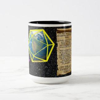 Let The Geek Inherit The Earth! Mug