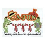 Let the Good Times Roll! Cajun Style! SRF Custom Announcement