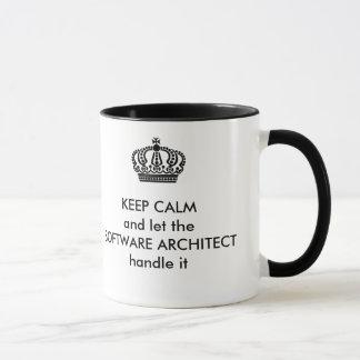 Let the Software Architect handle it Mug