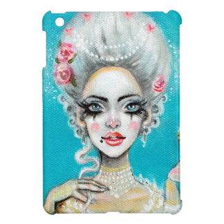 Let them eat cake mini Marie Antoinette cupcake iPad Mini Covers