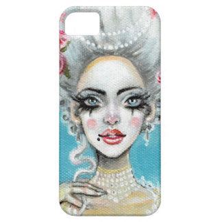 Let them eat cake mini Marie Antoinette cupcake iPhone 5 Covers