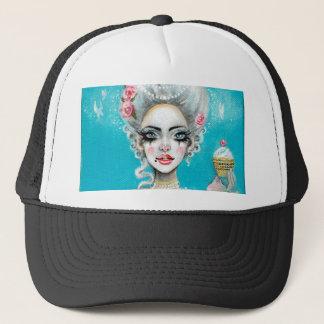 Let them eat cake mini Marie Antoinette cupcake Trucker Hat