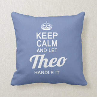 Let THEO Handle It Cushion