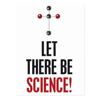 Let there be science_cross.png postcard