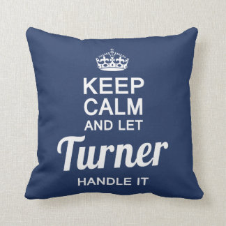 Let Turner handle It! Cushion