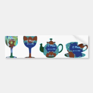 LET US PARTY Bar Club Catering Kitchen GIFTS Bumper Stickers